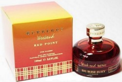 Weekend Red Point for Women (Burberry) 100ml