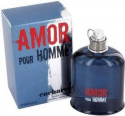 "Amor pour Homme ""Cacharel"" 125ml MEN"