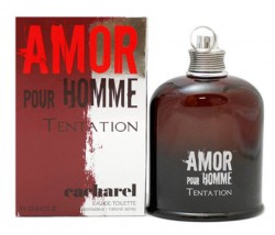"Amor pour Homme Tentation ""Cacharel"" 125ml MEN"