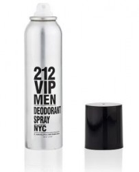 Дезодорант Carolina Herrera 212 Vip Men 150ml