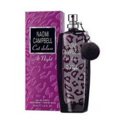 Cat Deluxe at Night (Naomi Campbell) 75ml women