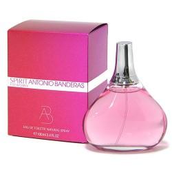 Spirit (Antonio Banderas) 100ml women
