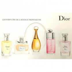 Набор миниатюр Les Parfums de L'Avenue Montaigne (Christian Dior) women